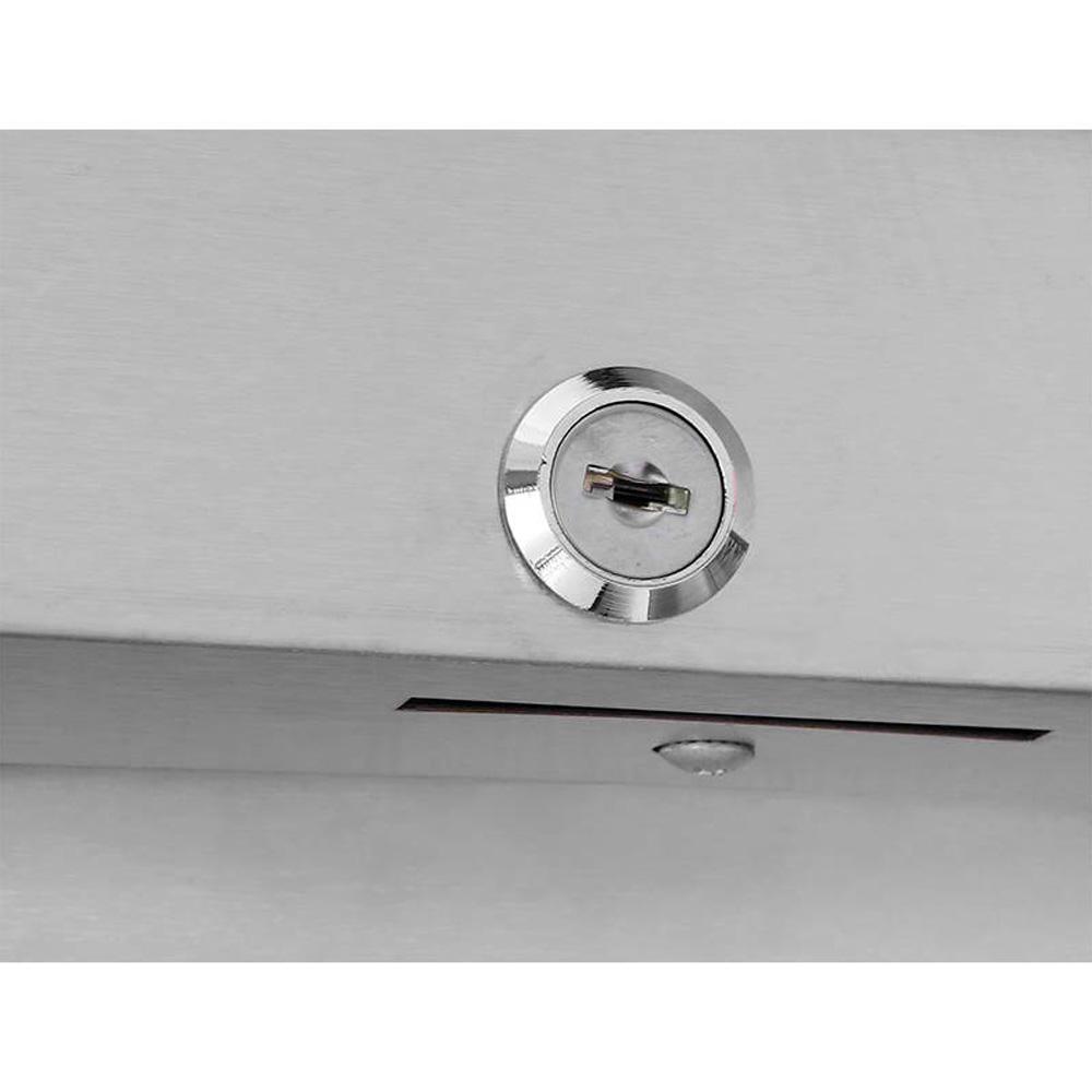 2 Atosa MBF8002 Top Mount Two Door Freezer