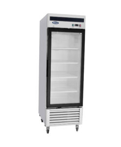Glass Door Freezers